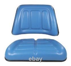TKBU Blue Seat Fits Ford Fits New Holland Cushion Kit