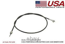 Tachometer Cable For International 340 504 Massey 65 Case 430 470 570 49-3/4
