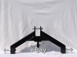Three point hitch John Deere cat 1 HD LOG Skidder Made USA