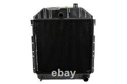 Tractor Radiator Fits Ford New Holland 6710 7700 7710 E1NN8005EA15M D5NB8005T