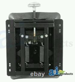 Wide Base Mechanical Suspension Seat Base Fits Several Models